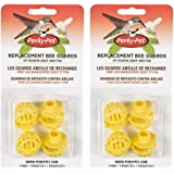 Perky Pet 4-Pack Replacement Bee Guard