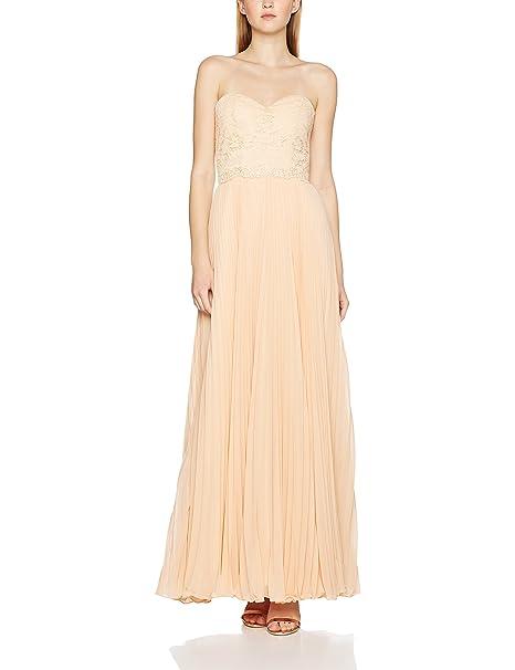 Laona LA51607L, Vestido para Mujer, Rosa Soft Pink, 34 (Talla del Fabricante