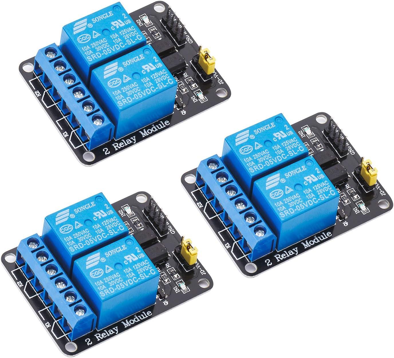 amazon com relay control module relays automotive