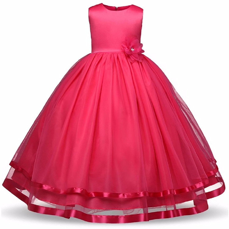 Vinny s Princess Baby Girl Party wear Dress for Girls Birthday