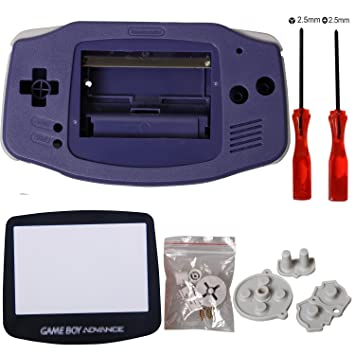 Gameboy Advance GBA - Carcasa para Gameboy Advance (Incluye ...