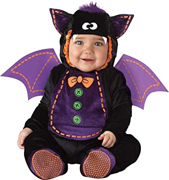 bf6488a14 Deluxe Baby Boys Girls Bat Book Day Halloween In Character Fancy ...