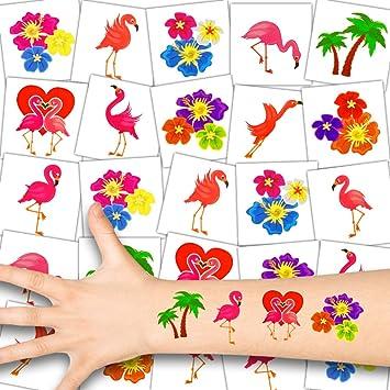 German Trendseller® - 12x Flamenco Niños Tatuajes - Conjunto ...