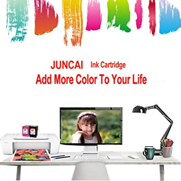 Amazon.com: JUNCAI - Cartucho de tinta de repuesto para ...