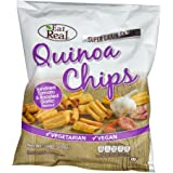 Eat Real - Quinoa Chips - Sundried Tomato & Roasted Garlic - 30g (Case of 12)