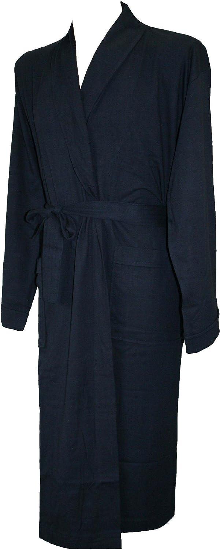 Perfect Collection Riche en Coton Jersey Robe de Chambre