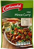 CONTINENTAL Recipe Base | Mild Mince Curry, 40g