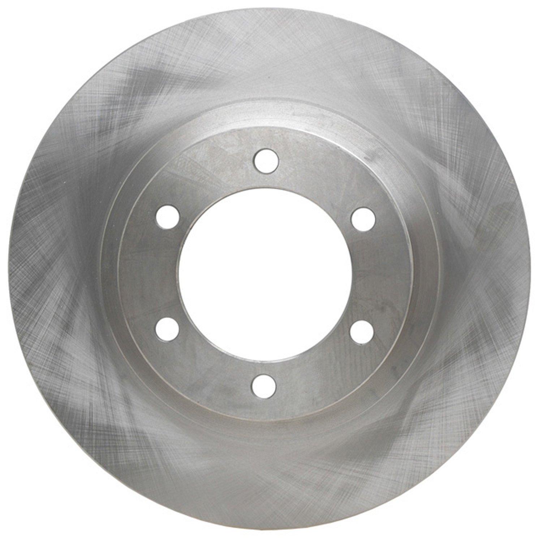 ACDelco 18A1615A Advantage Non-Coated Front Disc Brake Rotor