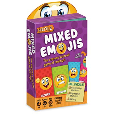 Mixed Emojis: Toys & Games