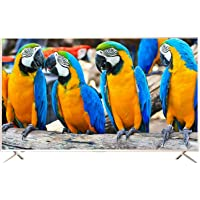 iLike 55 Inch 4K QledHd Ultra Slim Smart Tv- Gold, Iitq5550