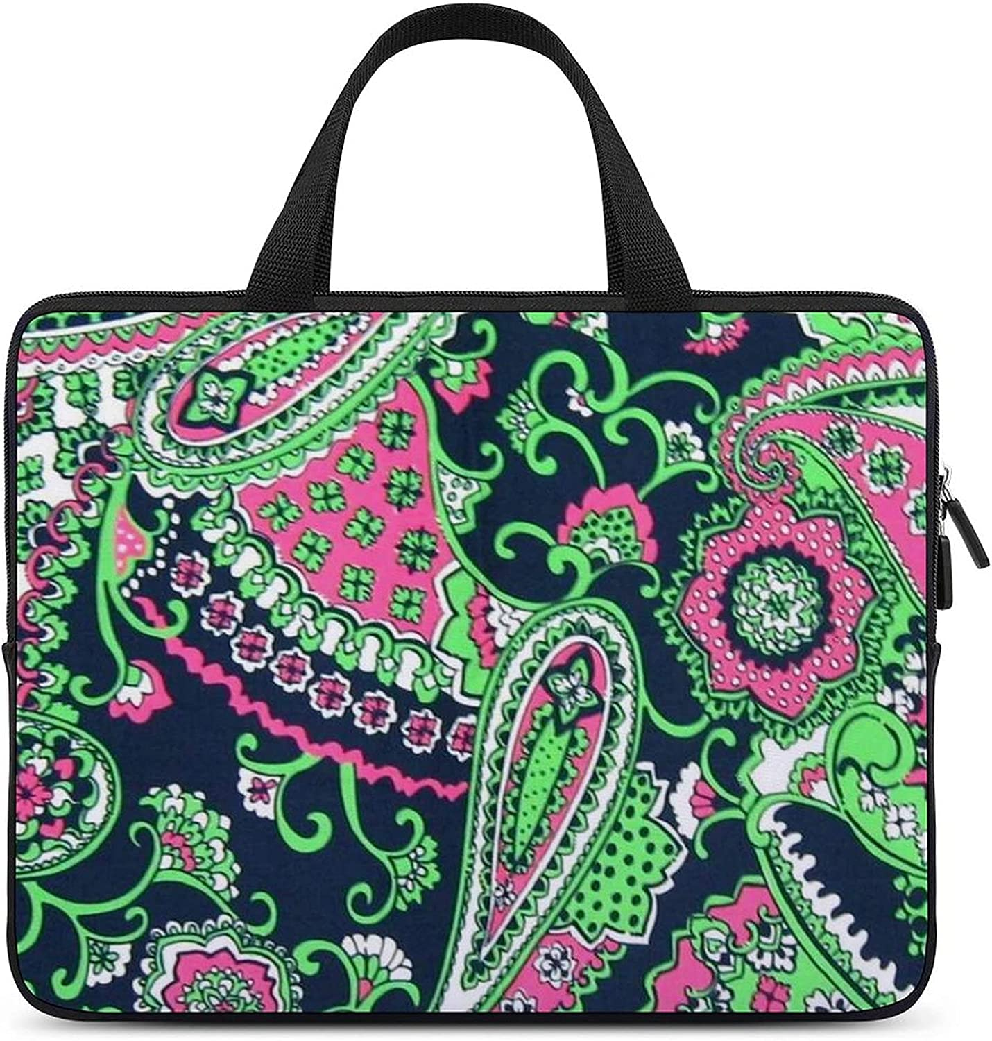 Green Home Laptop Sleeve case Sleeves Suitable for Asus/Dell/Lenovo/HP/Samsung/Sony/Toshiba/Apple 10inch