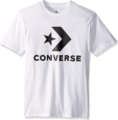 converse t shirt homme
