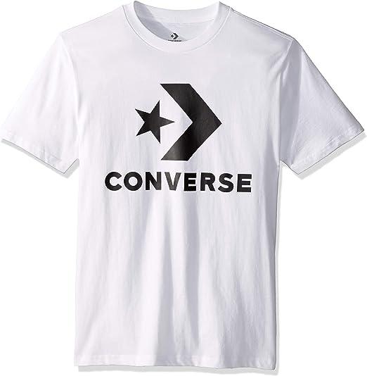 Converse Men's Star Chevron Short Sleeve T Shirt