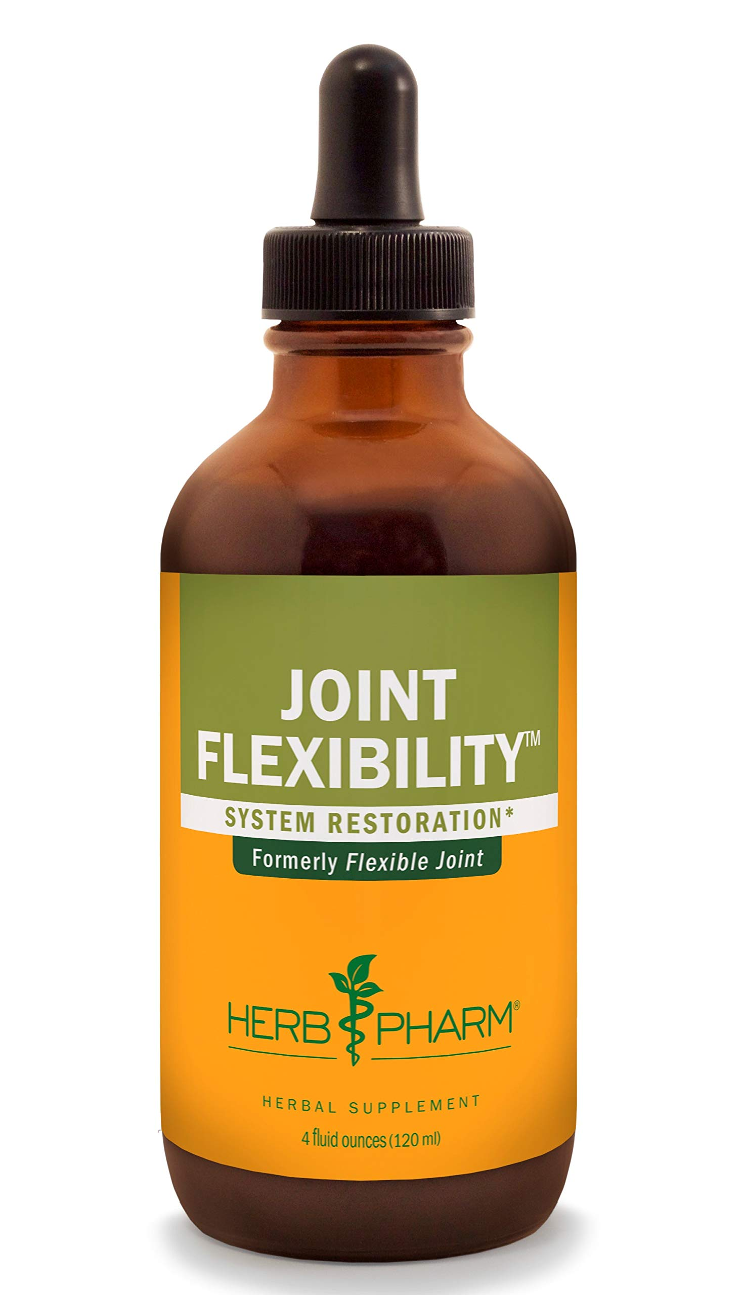 Herb Pharm Joint Flexibility Liquid Herbal Formula for Musculoskeletal System Support - 4 Ounce