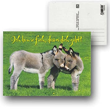 Cartolini Postkarte Karte Sprüche Zitate 155 X 115 Cm Ich