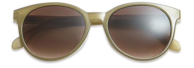 HAVE A LOOK Gafas de Sol Danesas Ovaladas City Moss: Amazon ...