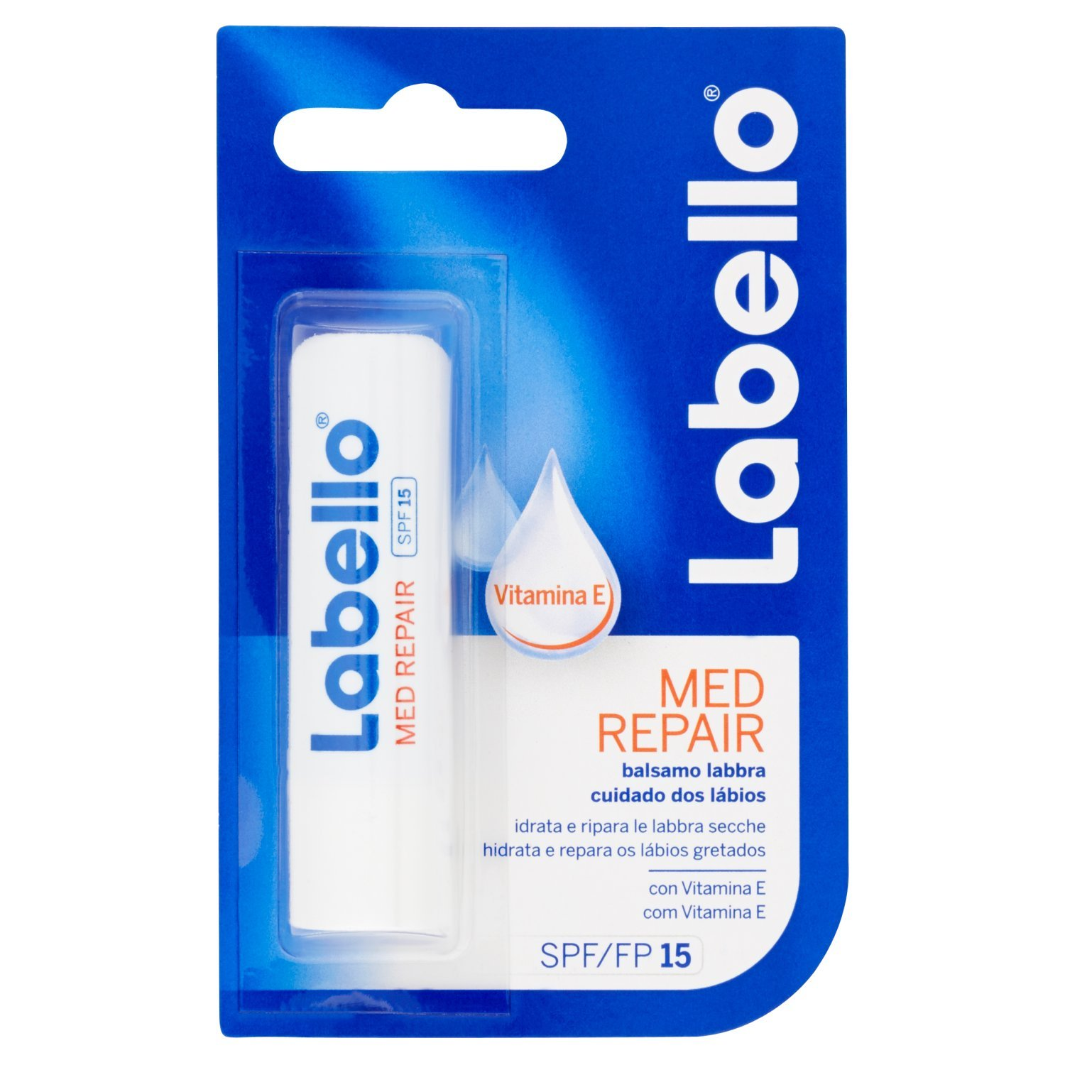 ( 0639 ) BEIERSDORF LABELLO STICK MED PROTECTION 85050