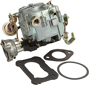 Amazon.com: New Carburetor For Type Rochester 2GC 2 Barrel Chevrolet Chevy  Small Block Engines 5.7L 350 6.6L 400 - Large Base: Automotive | With 350 Engine Carb Diagram |  | Amazon.com