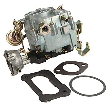 New Carburetor For Type Rochester 2GC 2 Barrel Chevrolet Chevy Small Block  Engines 5 7L 350 6 6L 400