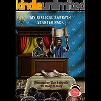 My Biblical Sabbath Starter Pack book cover