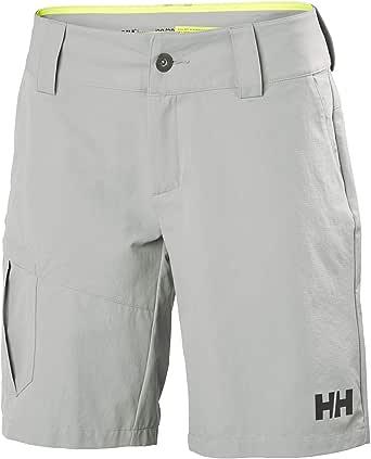 Helly Hansen Women's Quickdry, Sun Protection, Durable Cargo Shorts
