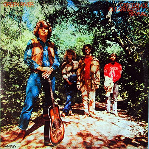Amazon.com: Creedence Clearwater Revival - Green River: Music