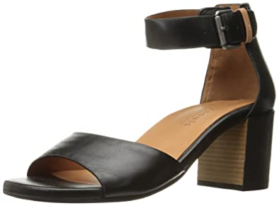 467e02853ae0 Gentle Souls by Kenneth Cole Christa Leather Heel Black