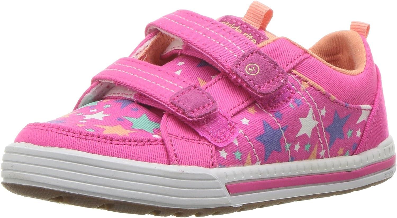 Stride Rite Girls' Sr-Logan Sneaker