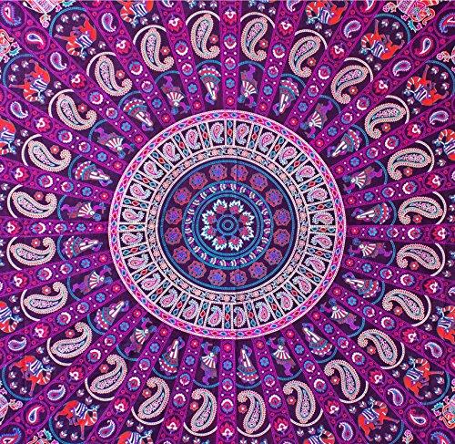 Rectangular Tapestry - 4