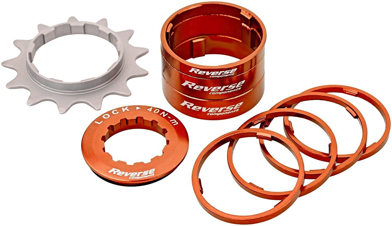 13T Reverse Single Speed Kit Orange