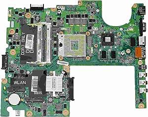 CGY2Y Dell Studio 1558 Intel Laptop Motherboard s989