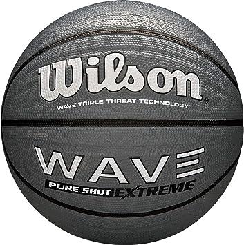 Wilson WTB0998XB07 Pelota de Baloncesto Wave Pure Shot Extreme ...
