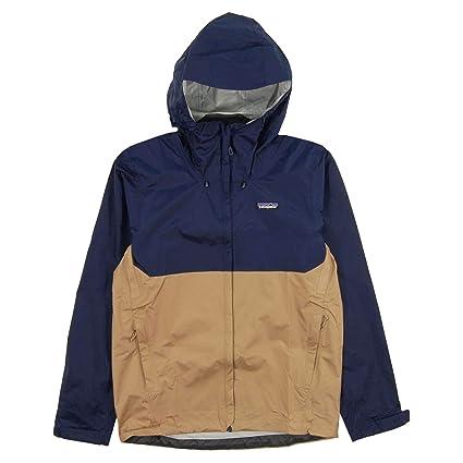 a0468e6368cce Amazon.com: Patagonia Men's Torrentshell Jacket, Navy/Khaki: Sports ...