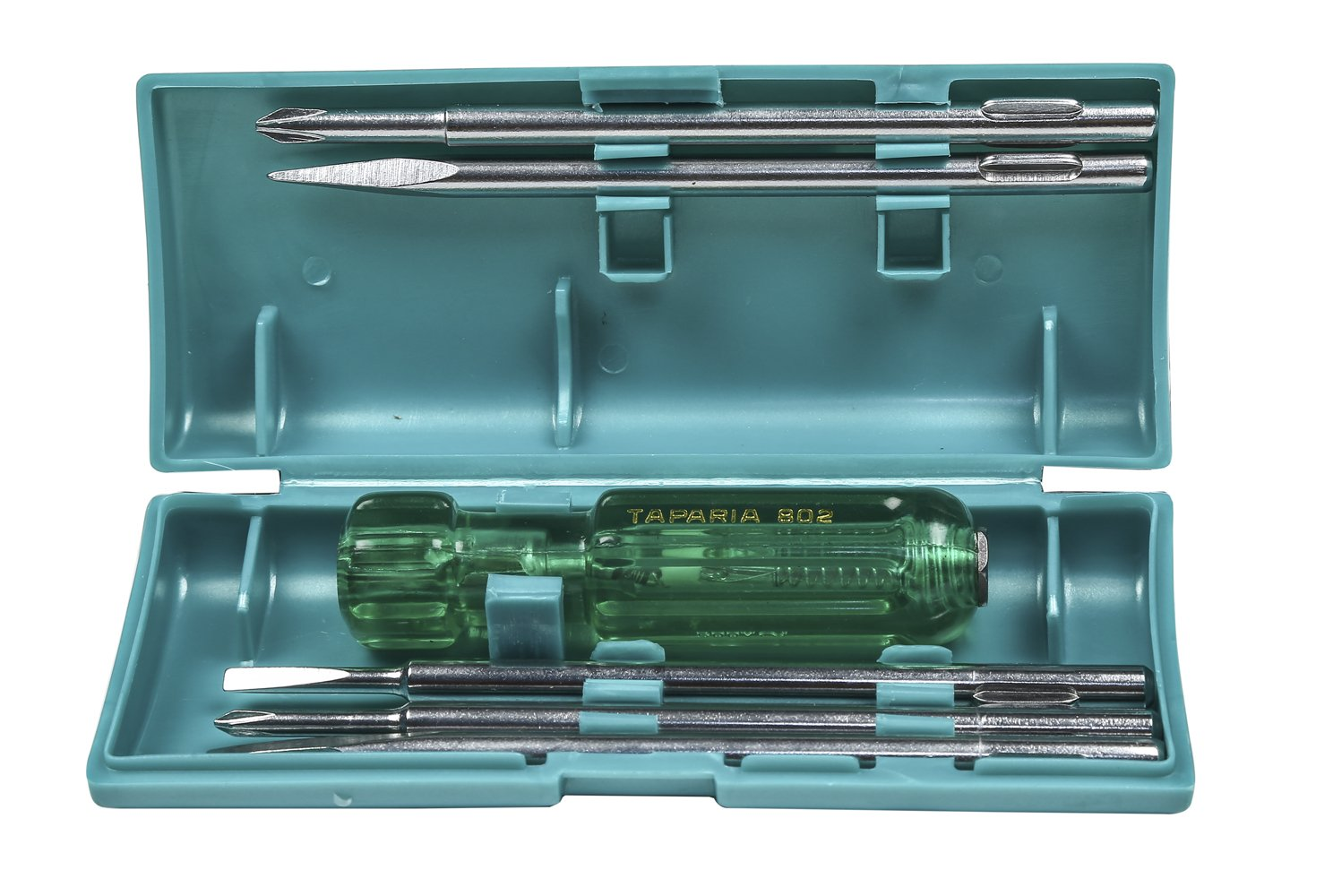 Taparia 802 Screw Driver Set with Neon Bulb product image