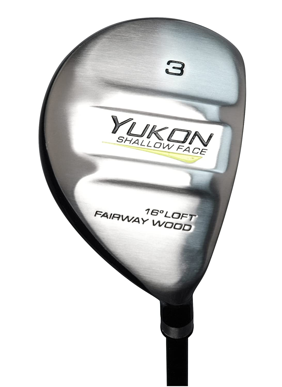 Pinemeadow Yukon 3 Fairway Woods with Headcover (Right-Handed)   B002SB8HBI