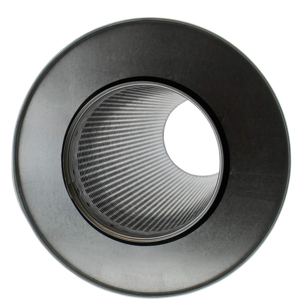 Diam/ètre 125mm Silencieux rigide
