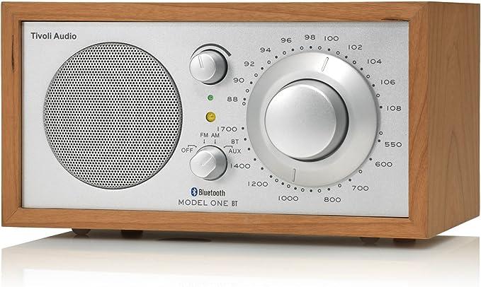 Tivoli Audio Model One Bt Portable Stereo Mp3 Playback Bluetooth Pairing Home Cinema Tv Video