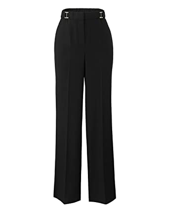 Womens Magisculpt Wide Leg Trousers Simply Be