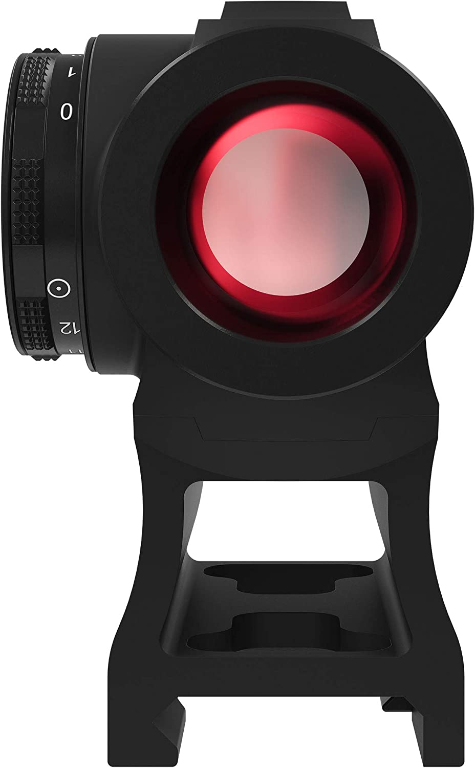 Holosun HS403R Microdot Red DOT Sight with 2MOA DOT Reticle Picatinny//Weaver Rail for Hunting 70142129 New Rheostat dial to Adjust Brightness Settings Sport Shooting And a/… Black