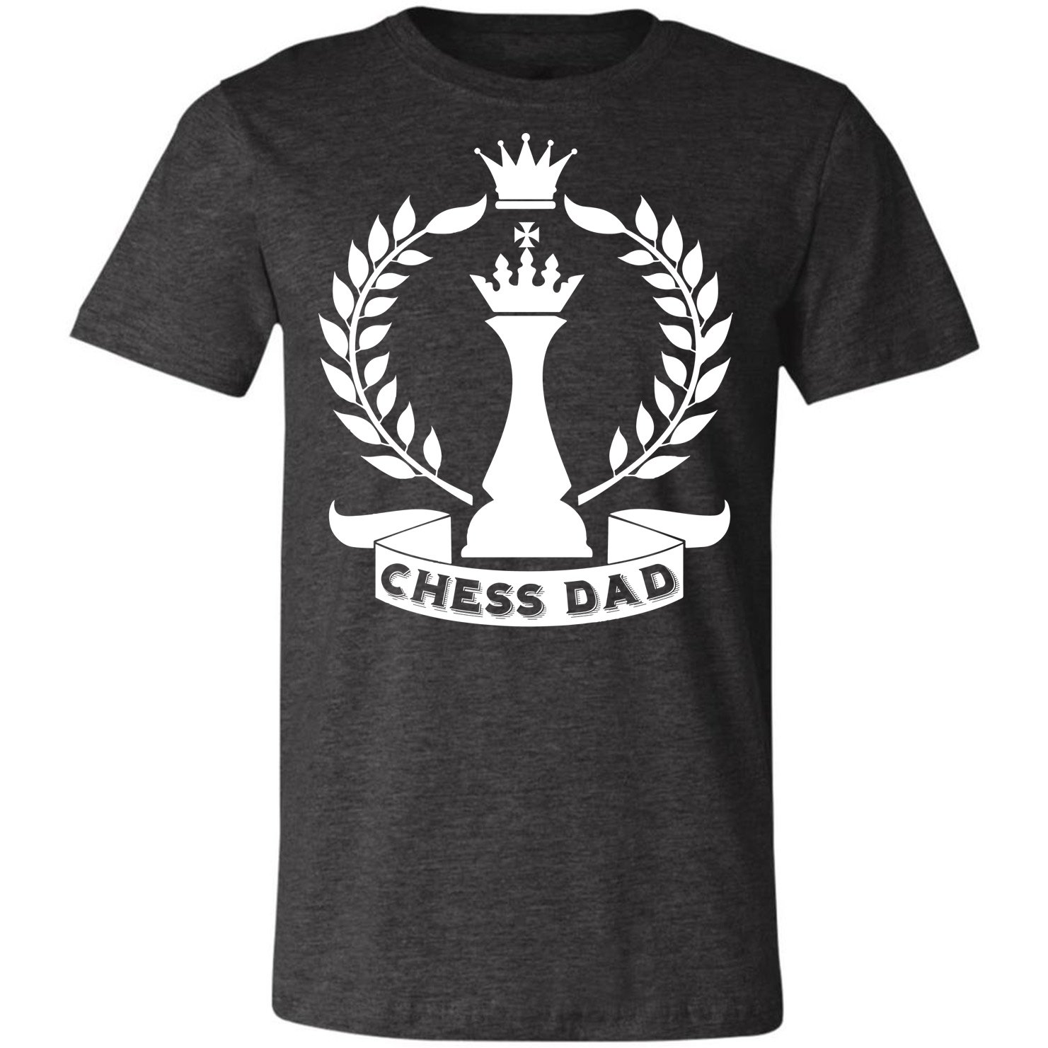Chess Dad For Pattern Tea Day Tshirt