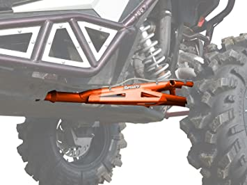 Polaris RZR Turbo/1000 Heavy Duty trasero armas - naranja: Amazon.es: Coche y moto