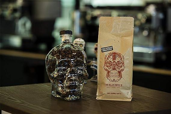 Killer frijoles de café Co – 16 oz Craft Bolsa De Papel ...