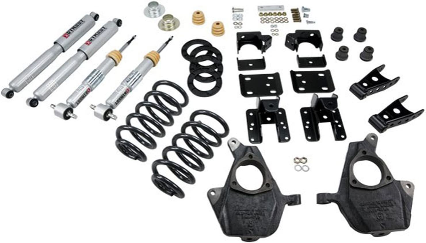 Belltech 643SP Lowering Kit with Street Performance Shocks