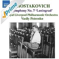 "Shostakovich: Symphony No. 7 in C Major, Op. 60 ""Leningrad"