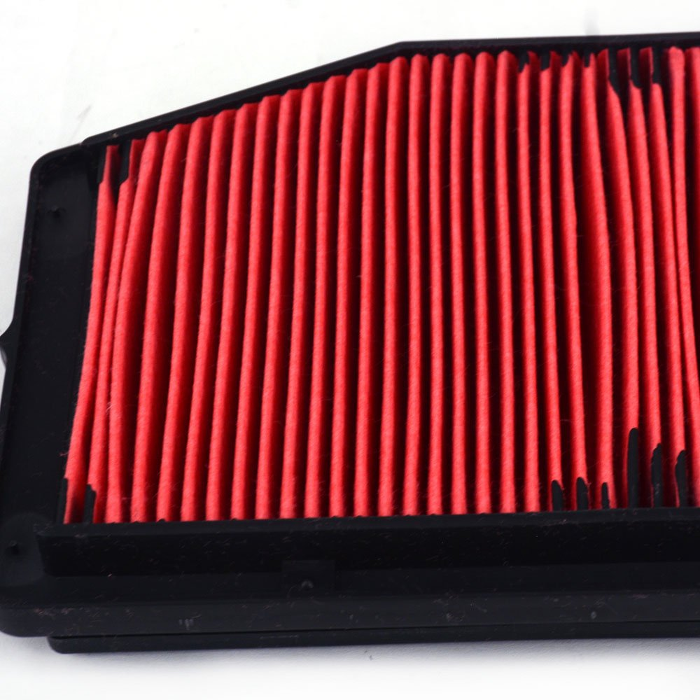 Moto filtre dentr/ée dair Cleaner filtres pour Yamaha YZF R1/2007 2008