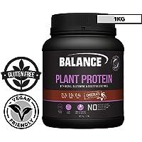Balance Plant Protein 1kg Chocolate Flavour Vegan Friendly