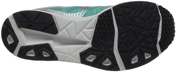 New Balance 590, Zapatillas de Running, Mujer, Multicolor (Green/Silver 316), 40.5 EU: Amazon.es: Zapatos y complementos