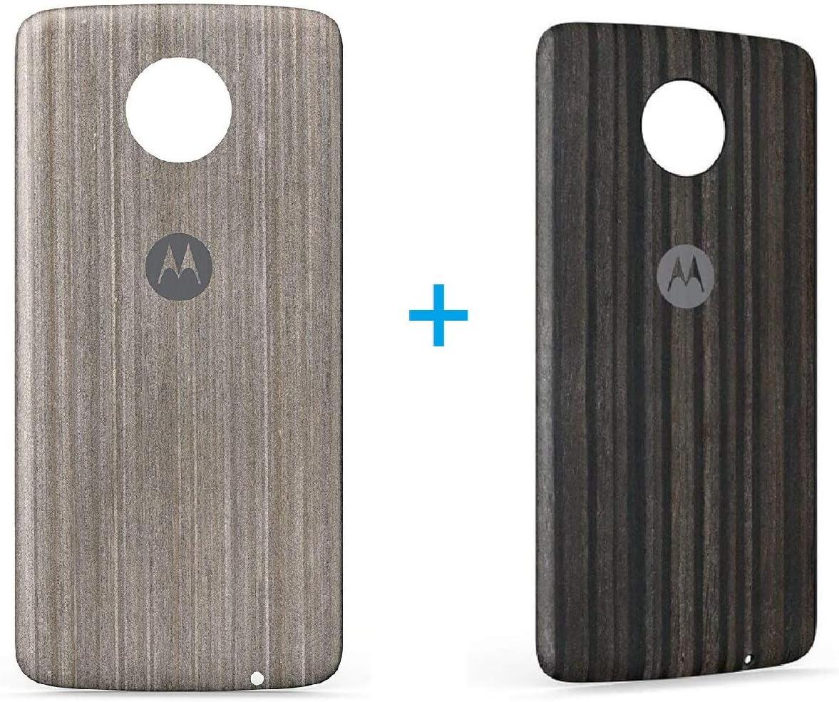 Moto Mod Style Shell for Motorola Moto Z4 – Z3 Play – Z3 – Z2 Force – Z2 Play – Z Play – Z Force – Moto z Droid case Cover Back Plane