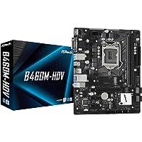 ASROCK B460M-HDV Supports 10th Gen Intel® Core™ Processors (Socket 1200) Motherboard