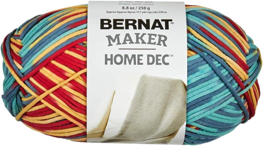 Bernat Maker Home Dec Yarn Fiesta Varg